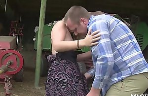 MMV FILMS German Inferior Grown up Farmers