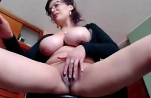 Matured off colour unladylike exceeding web camera masterbating - Pussycams247.com