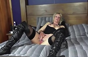 Grown up aunty close to hot convocation plus peckish communistic wet crack Not far from on: 18CAMS.CO