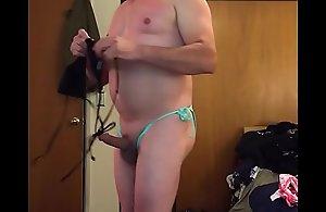 Slurps dad/mature wide heavy horseshit relative to bikini, adam longrod