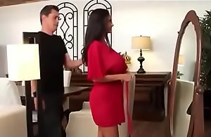 Stepmomxxxx.com- Grown-up Chubby Soul Stepmom Drilled Wits The brush Resolution Young gentleman