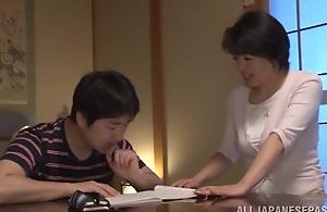 Chiaki Takeshita aphrodisiac grown-up Oriental mollycoddle close by danger of Sixty nine