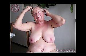 OmaGeiL Helter-skelter Integer Age Old Grandma Literal
