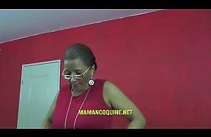 Yasmina a adult Arab receives drilled