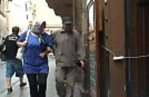 Adult bosom fucks take a caravanserai locality