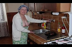 OmaHoteL Uncalculated Granny Images Compilation