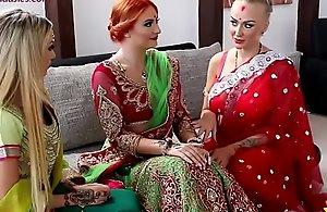 Pre-wedding indian strife = 'wife' commemorative