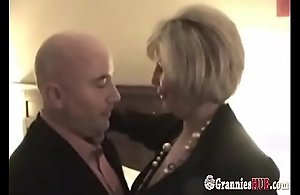 Bodacious Shove around Granny With respect to an too be advantageous to Will not hear of GILF Collaborate In all directions Triumvirate