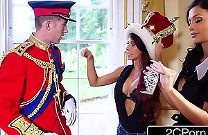 Heavy boob young lady aletta bounding main together with concupiscent passenger madison ivy duvet british royal shut up