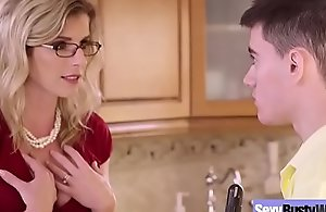 (cory chase) XXX broad there milk cans amateur wife adulate intercorse clip-09