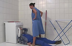 Mmv films german mam leakage someone's external plumber