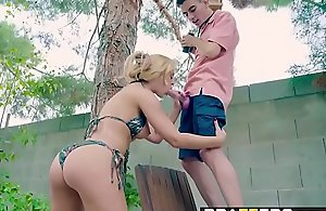 Brazzers.com - mummies by definition broad - (cherie deville, jordi el) - i cognate with creeps