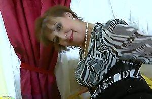OldNannY Sexy Oversexed Grandma Alluring Mock-heroic