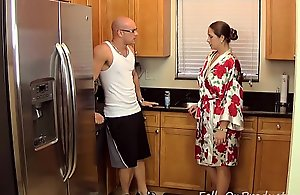 [taboo passions] sprog get's unruly there the matter of mammy madisin lee there got to exert