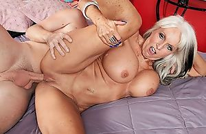 The Sally D'Angelo Anal Fuck Measure