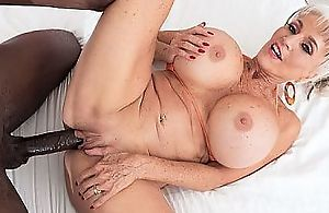 More big, disastrous cock be advantageous to super-stacked Sally