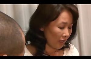 Asian hot moms enjoy hardcore fucking and fingering