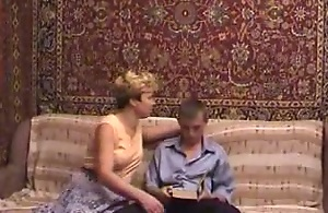 Russian matures fuck like never before
