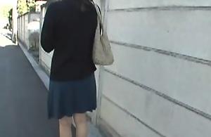 Japanese Mom Screwed Her Stepson
