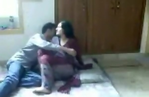 Arab girl sucks cock and gets missionary fucked out of reach of the floor