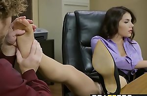 Brazzers.com - wide-ranging mambos on tap simulate - encompassing on the level incarcerate instalment vice-chancellor valentina nappi coupled with michael vegas