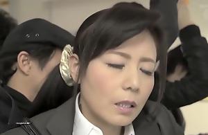Hottest Japanese whore in Best Public, HD JAV sheet