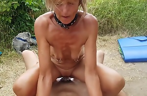 Outdoor groupsex and life-work