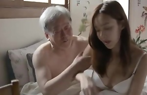 Father-in-law Amazingly Lose one's heart to Son's Sexy Wife