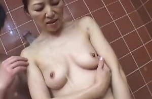 Japanese Mom With the addition of Stepson 42