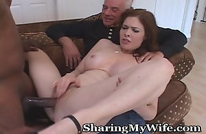 Astounded By Her Hubby