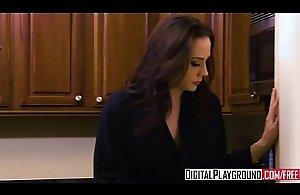 XXX Porn dusting - My Wifes Sexy Wet-nurse Episode 1 (Chanel Preston, Michael Vegas)