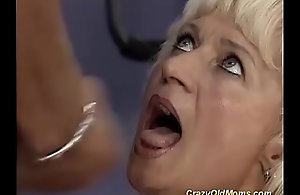 german muscle mammy gets gaping void fucked
