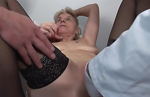 French Mature Slut Fabienne and Steffy Gets A Great Clinical Anal Judgement 1920x1080 4000k