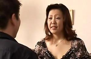 Japanes Mom And Dear boy 01