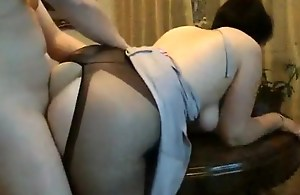 Bbw Mature In Pantyhose Intrigue b passion