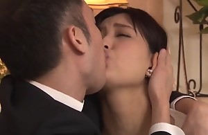 hot japonese wife with friend husband