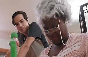 Noemie Bilas And Ricky Spanish Decided To Seduce Grandmother