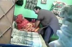 Mature Pakistani Couple Sexual intercourse