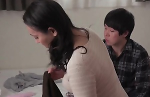 Hot japonese mother and stepson 0000007