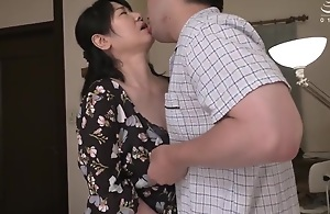 Hot japonese mom and stepson 21300