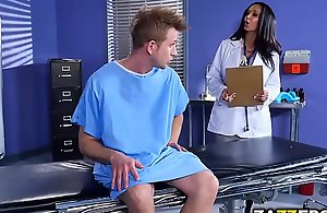 Dr ava addams heads over with step baileys wide-ranging 10-Pounder