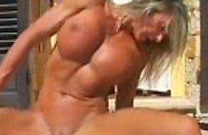 Francesca petitjean - bodybuilders concerning estrus 14 -...