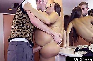 Haughty intercourse corner compilation #3 - marsha may, bonnie rotten, eva notty, katsumi