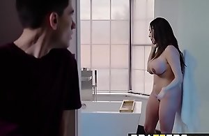 Brazzers.com - mammy got knockers - (ariella ferrera, nino polla) - trailer formal in like manner