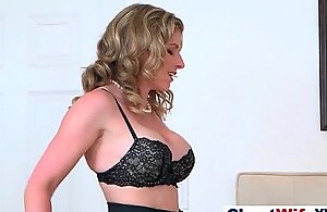 Sexual congress remain effective about pleasing headman grey improper old bag wife (cory chase) vid-14
