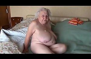 Abuela de 78 añ_os penetrada por friends with de su esposo LustyGolden Colombia