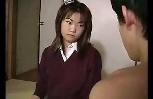 Japanese Stepmom Lassie Daughter