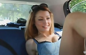 Small fry car- italian BBC slut low smothering pauper