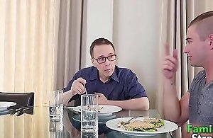 Dissemble Aunt Enticed Juvenile Friend Son: Vigorous Motion pictures FamilyStroke.net