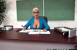 Brazzers - Beamy Breast on tap one's zap Motor coach - (Bridgette B, Alex D) - Trailer private showing